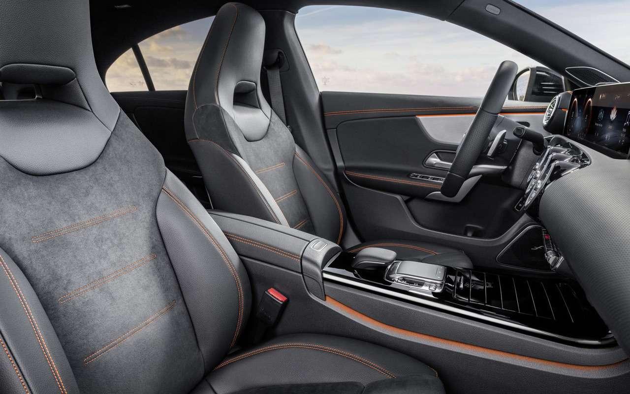 Mercedes-Benz показал новый CLA вЛас-Вегасе— фото 938616