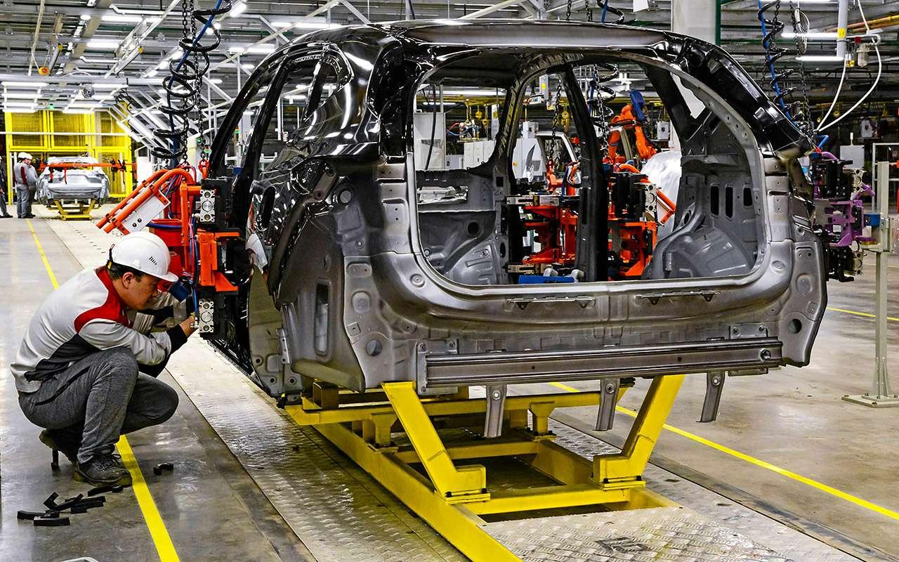 Российский завод  Haval: зачем его построили икак онработает— фото 962639
