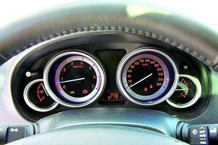 Тест Оpel Insignia, Mazda 6, Honda Accord: Чувство ритма— фото 93137