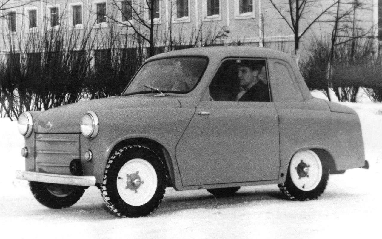 12советских автомобилей сАКП. Да, ихбыло много!— фото 1116442