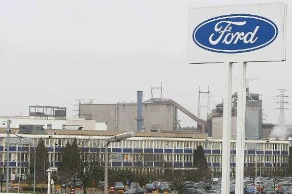 Ford Genk Body & Assembly