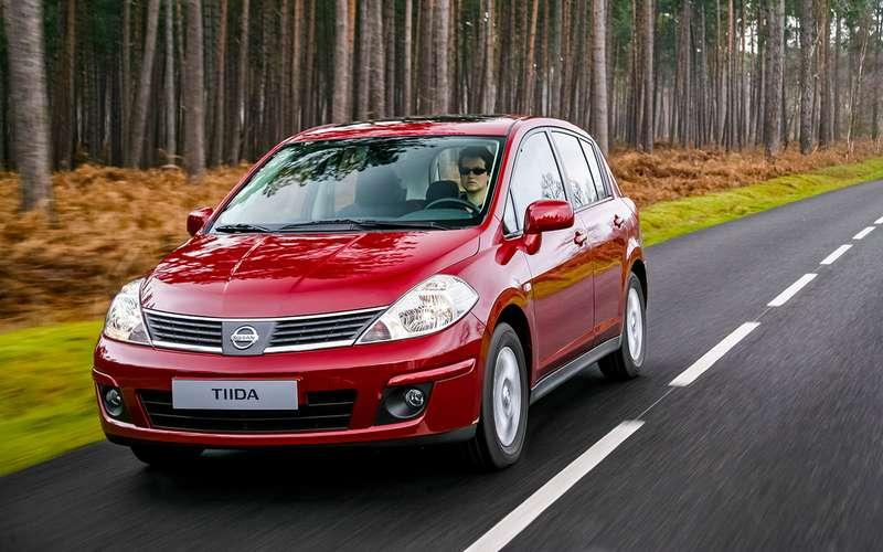 Nissan Tiida (2004-2013): все плюсы, минусы и споры