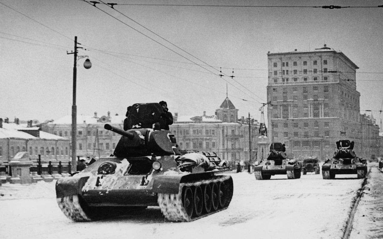 Тримифа иодна правда олегендарном танке Т-34— фото 928461