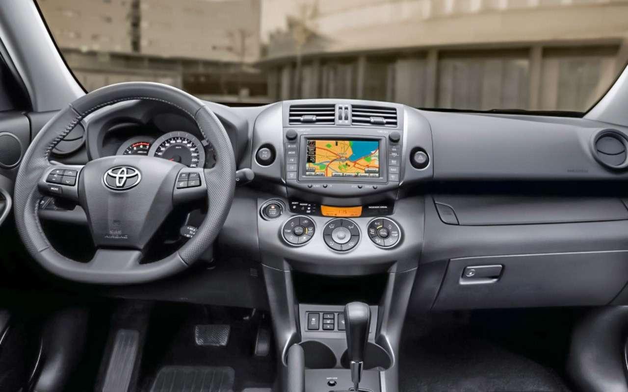 Toyota RAV4(2005-2014): эталон надежности— фото 1279891