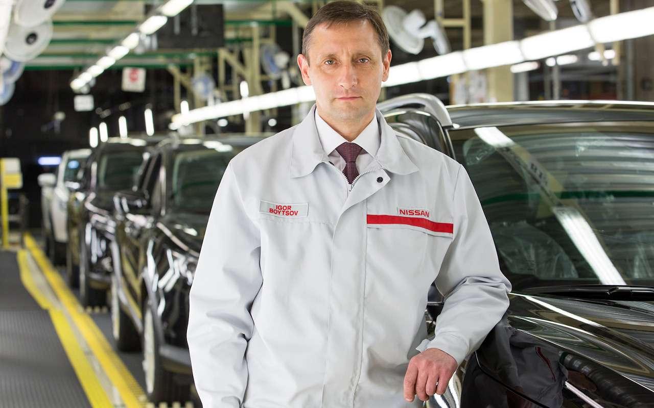 Первый обновленный Qashqai сошел сконвейера российского завода Nissan— фото 947108