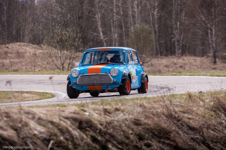 Austin Mini 1000, Rally Masters Show