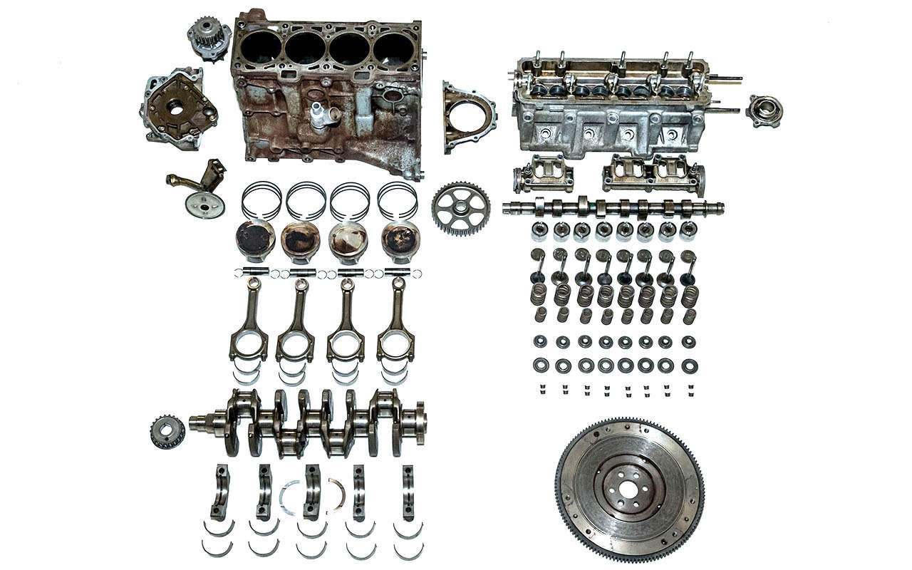 Самые выгодные двигатели при капиталке— рейтинг «Зарулем»— фото 950465