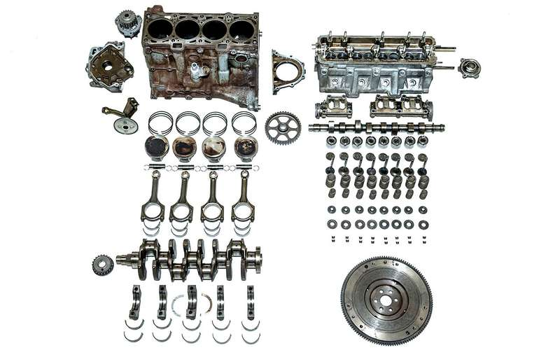 Самые выгодные двигатели при капиталке— рейтинг «Зарулем»