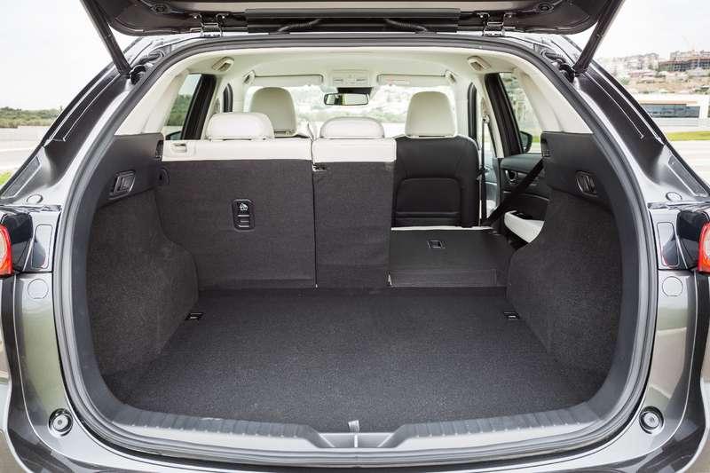 Mazda объявила рублевые цены накроссовер CX-5 второго поколения