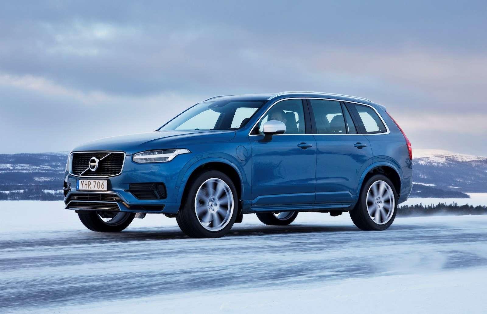 Volvo отказывается отмастеров-приемщиков— фото 704639