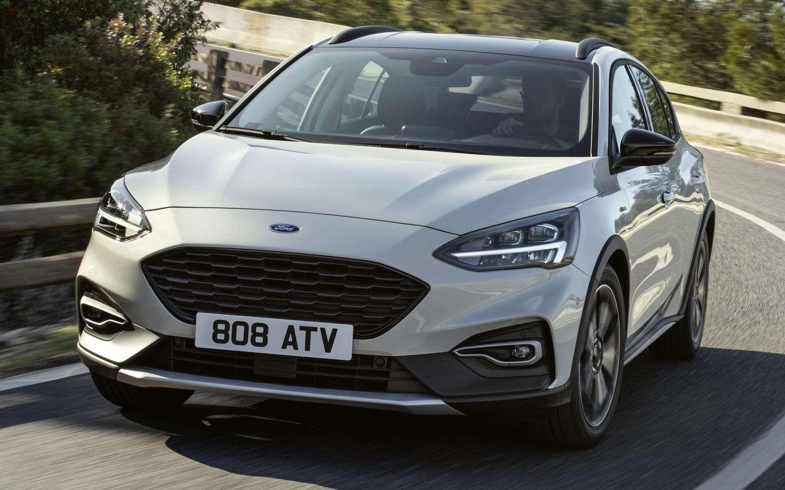 Новый Ford Focus: больше никаких PowerShift'ов!— фото 861410