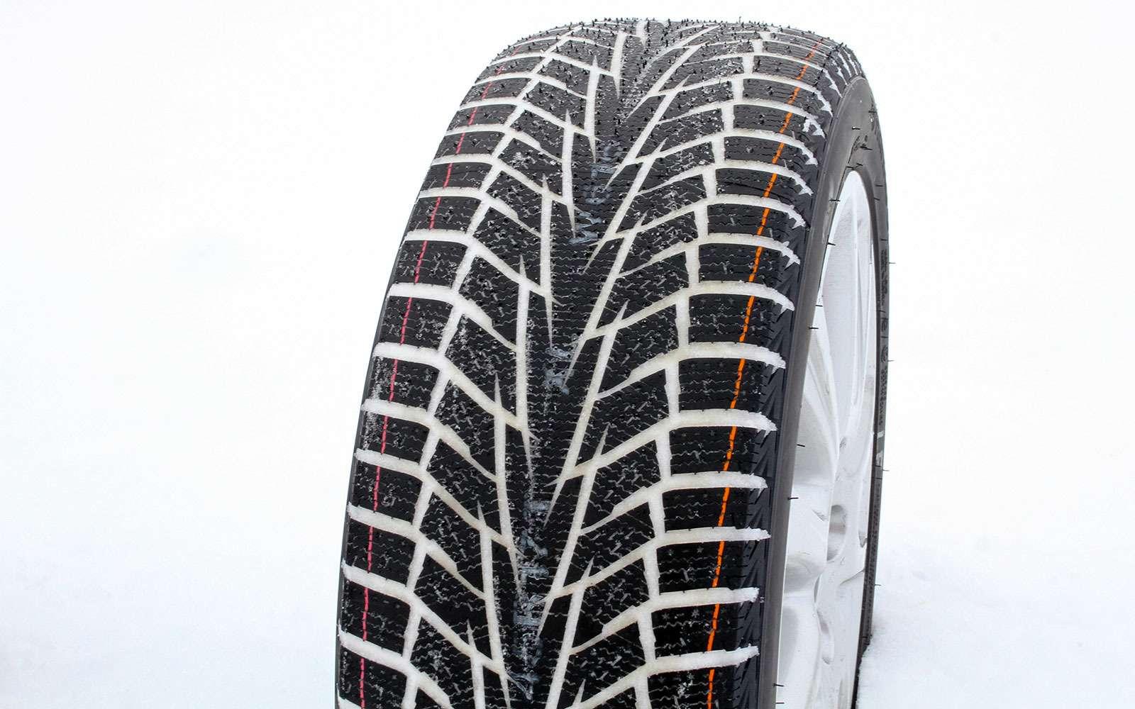 Большой тест нешипованных шин 225/45R17: иникаких гвоздей— фото 648923