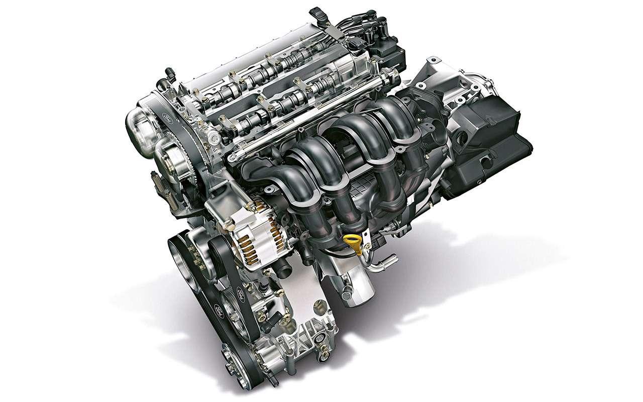 Ford Focus: когда менять масло икаков реальный расход— проверка «Зарулем»— фото 976060