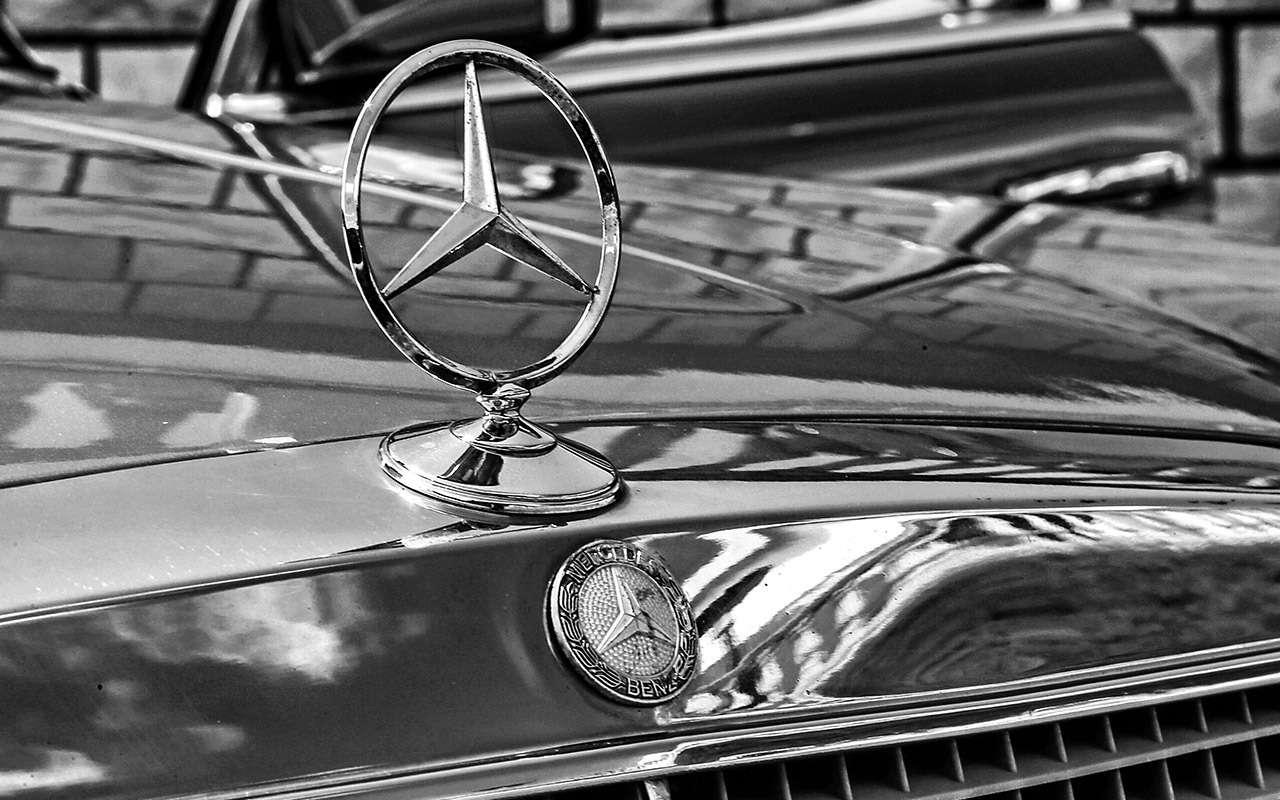 Машина Высоцкого, Карпова иБрежнева: первый вистории S-класс— фото 1210023
