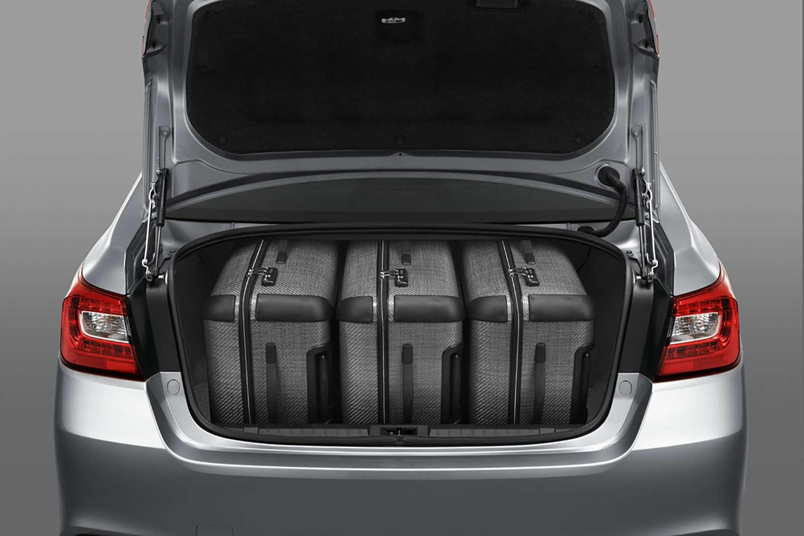 Возвращение Subaru Legacy вРоссию: первые подробности— фото 849360