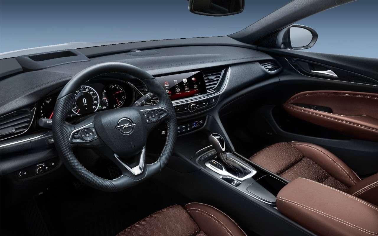 Прощальный клон: представлен Opel Insignia Country Tourer иего копия— фото 732220