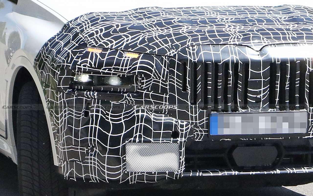 Обновленный BMW X7получит раздельные фары— фото 1259747