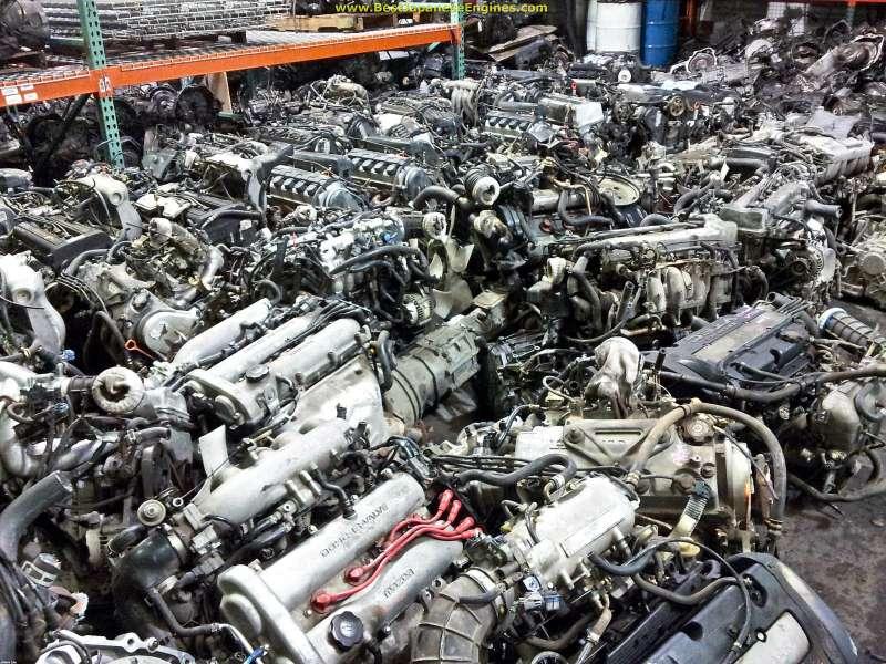 Брак поконтракту: стоит лисвязываться сконтрактными моторами?