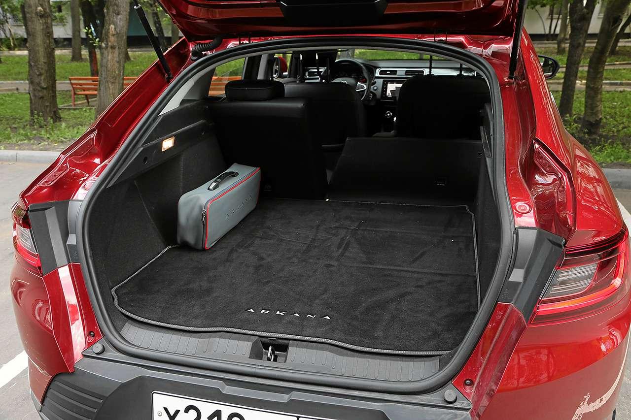 Renault Arkana после 30000км: все косяки ирасходы— фото 1150609