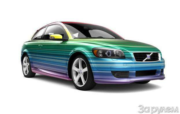 Сделай Volvo C30 эксклюзивом!— фото 82224