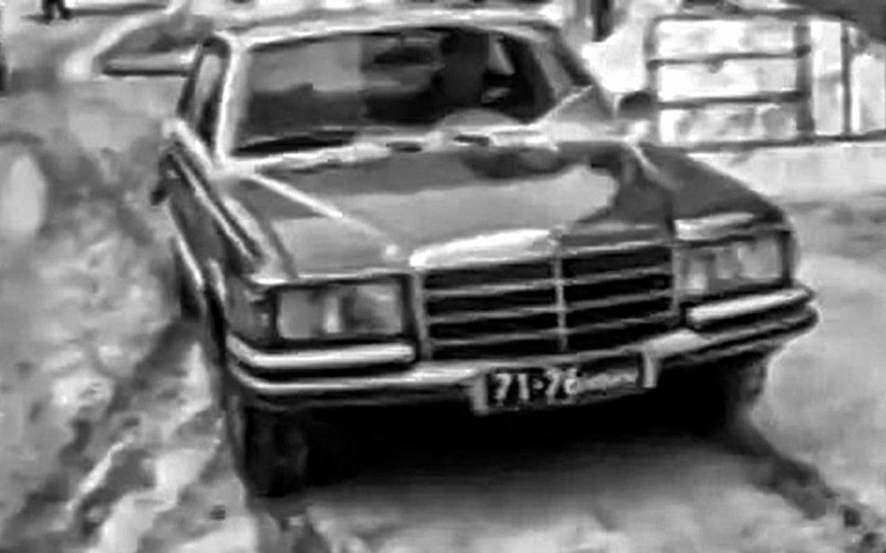 Машина Высоцкого, Карпова иБрежнева: первый вистории S-класс— фото 1210006
