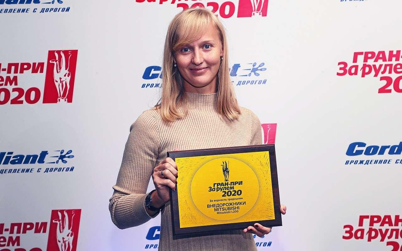 11лучших: Гран-при «Зарулем» 2020— фото 1172789