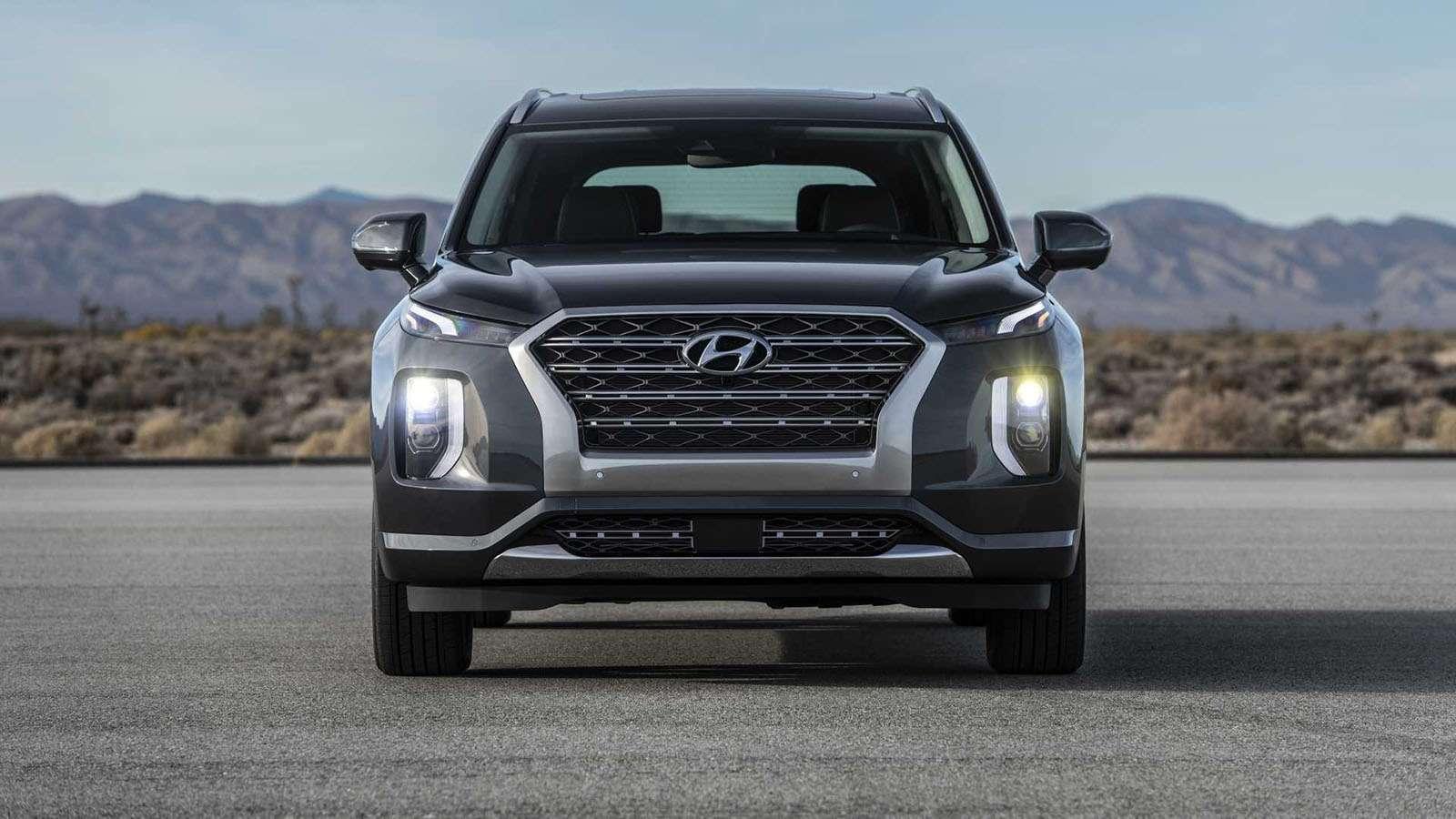 Hyundai показал свой огромный ироскошный внедорожник— фото 927207