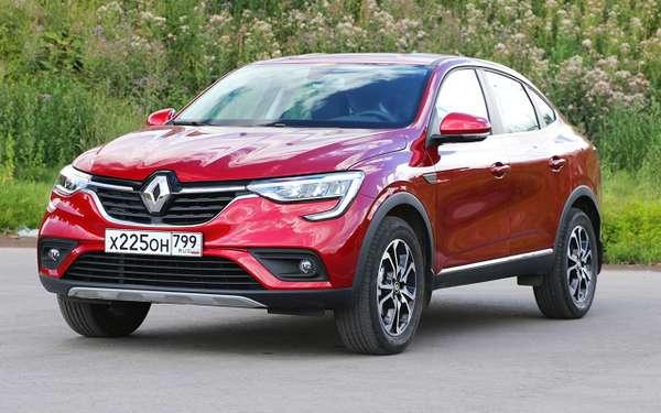 Еще одна проблема Renault Arkana (икак сней бороться)