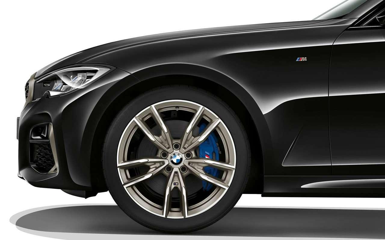 BMWрассекретила самый мощный вариант 3-й серии нового поколения— фото 922351