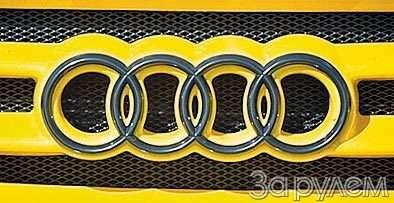 Тест Audi TT. ИГРУШКА  КРУПНОГО КАЛИБРА— фото 29793