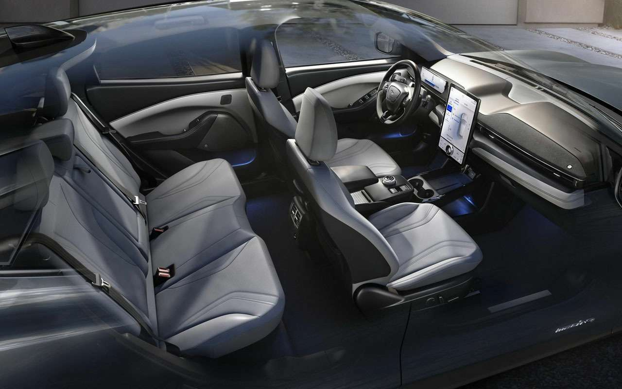 Ford представил внедорожный Mustang— фото 1009668