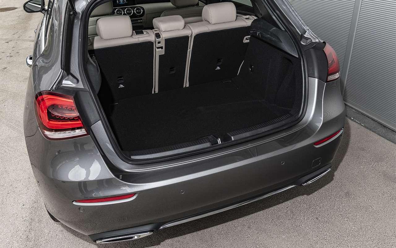 Новый Mercedes-Benz A-класса— первый тест-драйв— фото 863995
