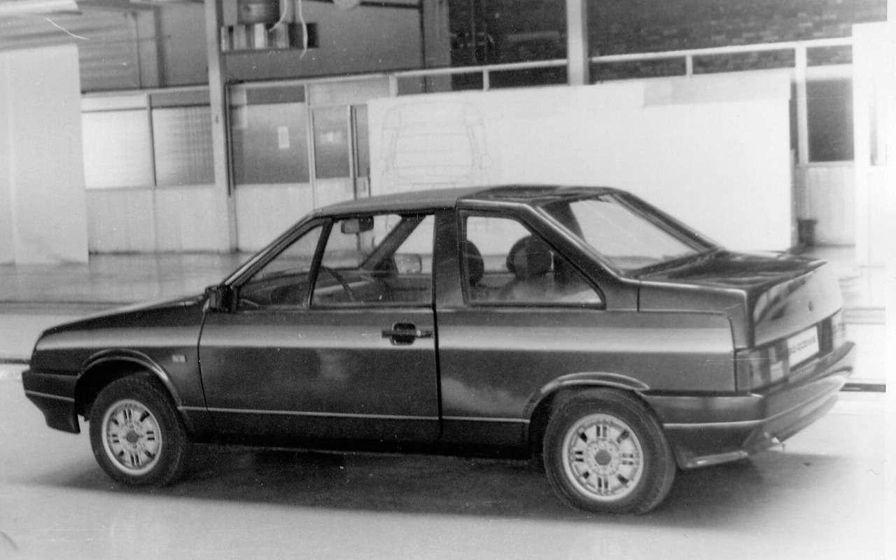 Lada Samara— самые необычные модификации— фото 934913