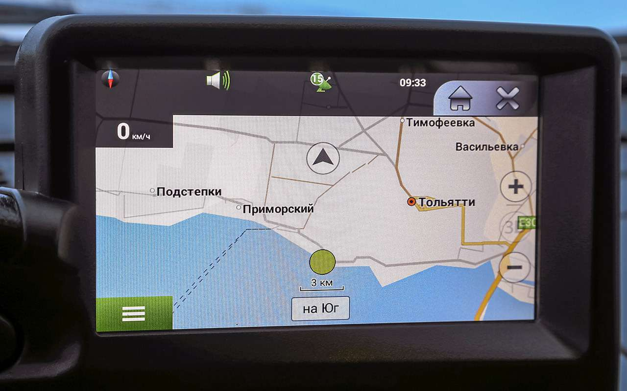 Lada Niva Travel— очень подробный тест— фото 1229356