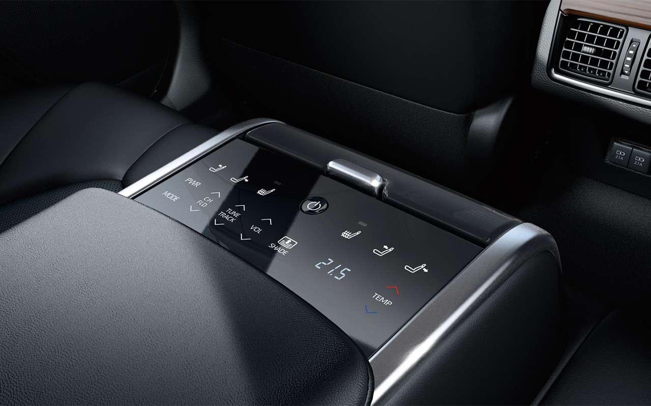 Что лучше: новая Toyota Camry или Kia Optima?— фото 859443