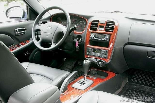 Hyundai NF, Hyundai Sonata. Налигу выше— фото 59044