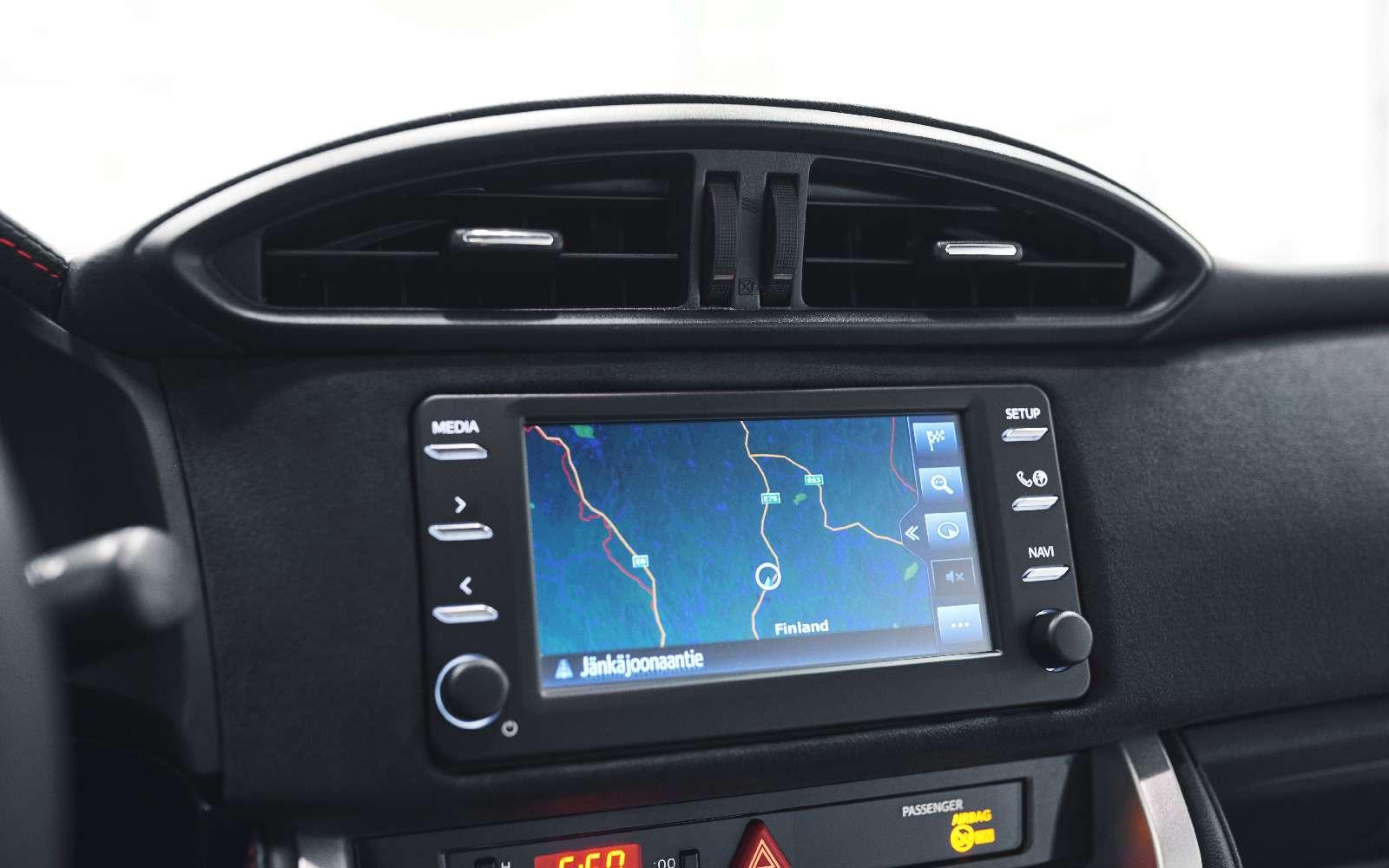 Toyota GT86 получила обновленное шасси итрековый режим— фото 692299