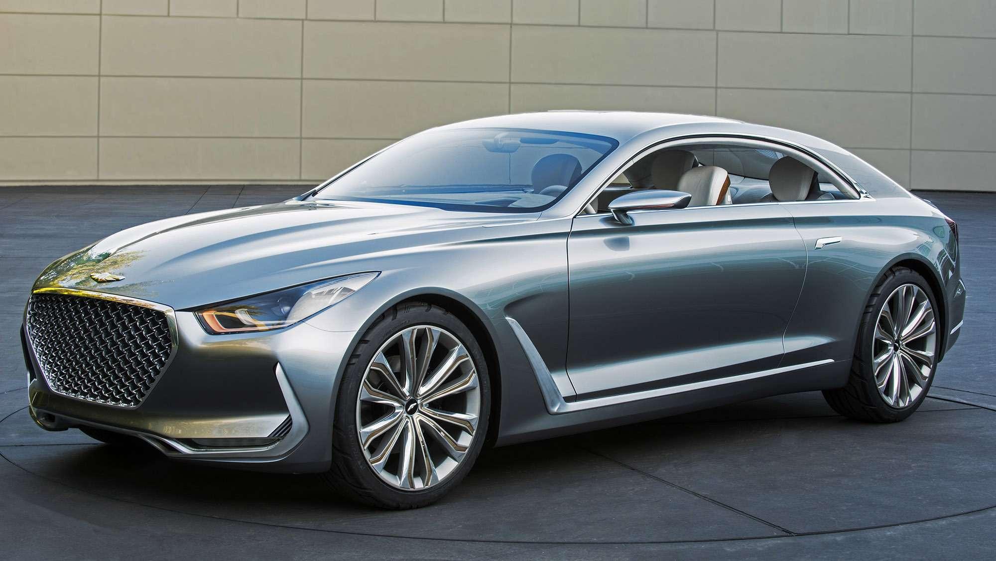 Концепт Hyundai Vision G