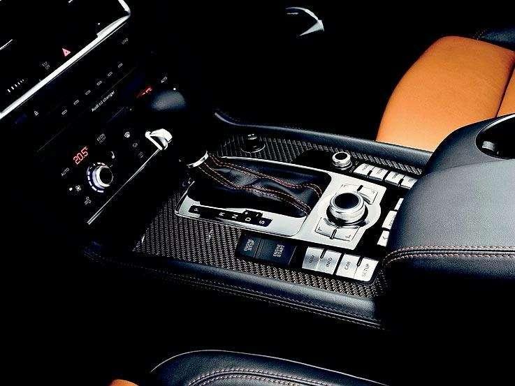 Высший класс Audi Q7V12TDI Quattro: Всё, кроме скромности— фото 91364