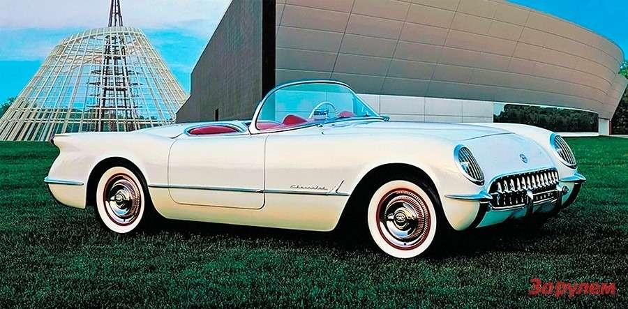 Corvette Stingray: тачка G— фото 259771