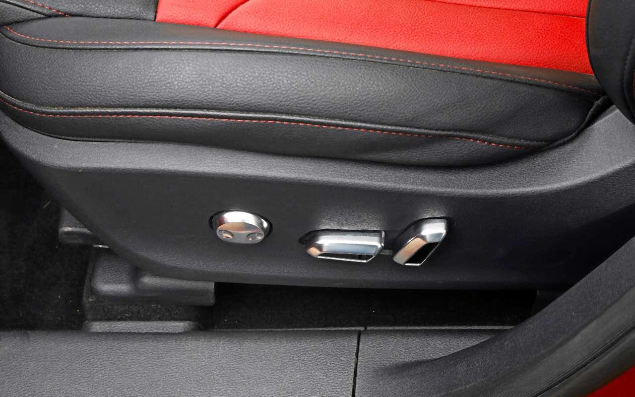 Большой тест кроссоверов: обновленный Ford EcoSport иконкуренты— фото 911200