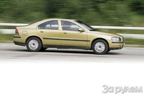 BMW3, Mercedes-Benz C, Volvo S60. ИЗМЕРЯЕМ ПРЕСТИЖ— фото 25343