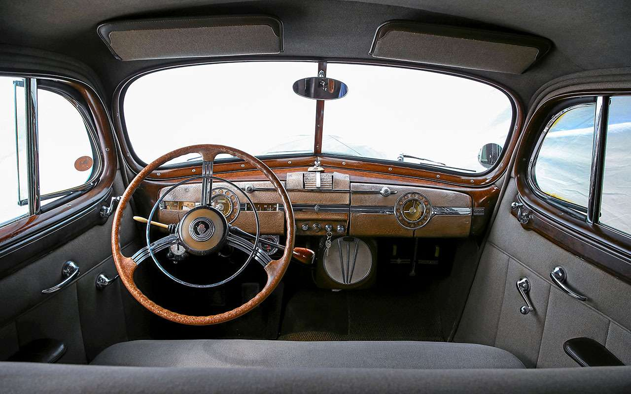Packard Super Eight 1939: связей сэтим иностранцем можно не бояться!— фото 893700