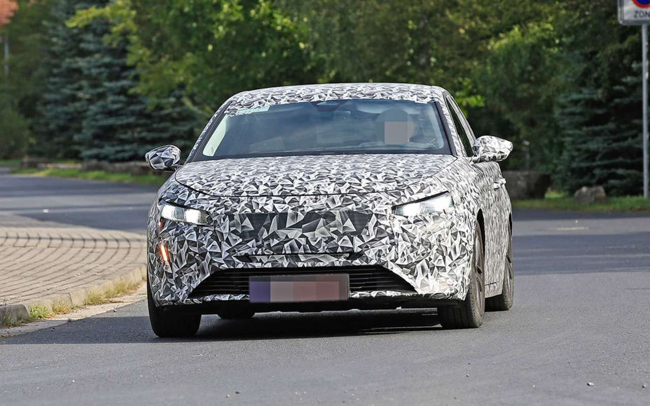 Новый Peugeot 308: льва вписали в герб - фото 1166082