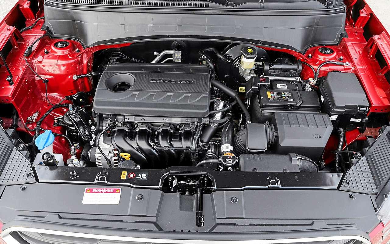 Новая Hyundai Creta: все изменения (бонус— видеотест)— фото 1283986