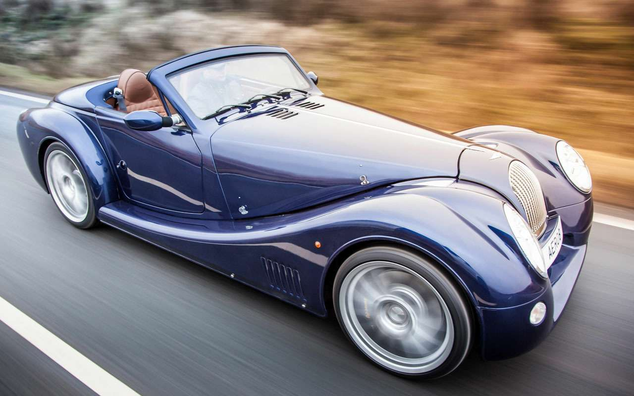 8 любимых автомобилей безумной телезвезды Ричарда Хаммонда— фото 986273
