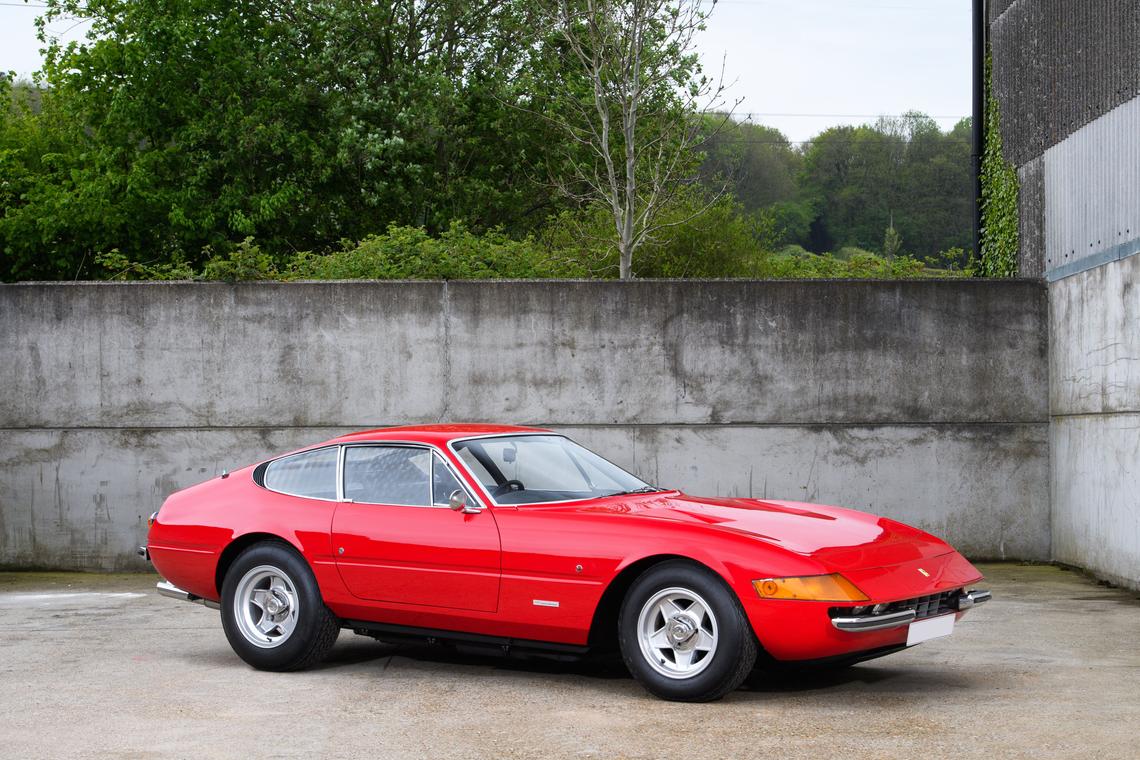 Ferrari Элтона Джона оценили в750 тысяч долларов— фото 775687