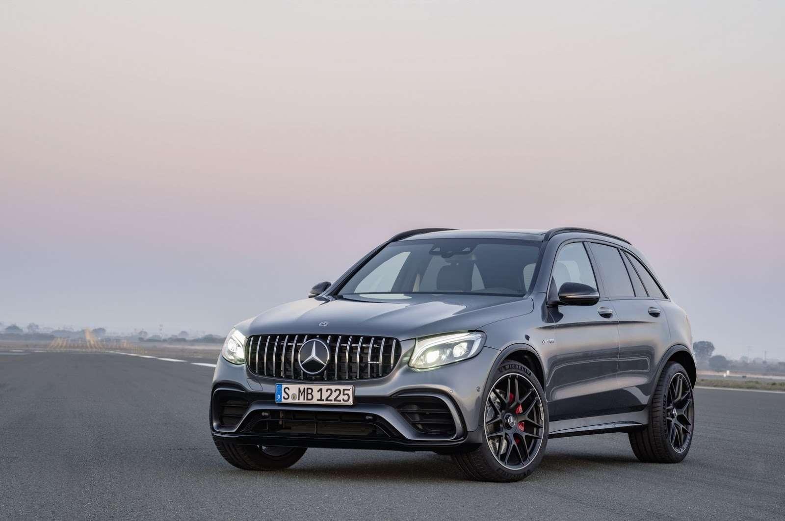 Озверин иадреналин: Mercedes-AMG представил сумасшедшие кроссоверы— фото 732158