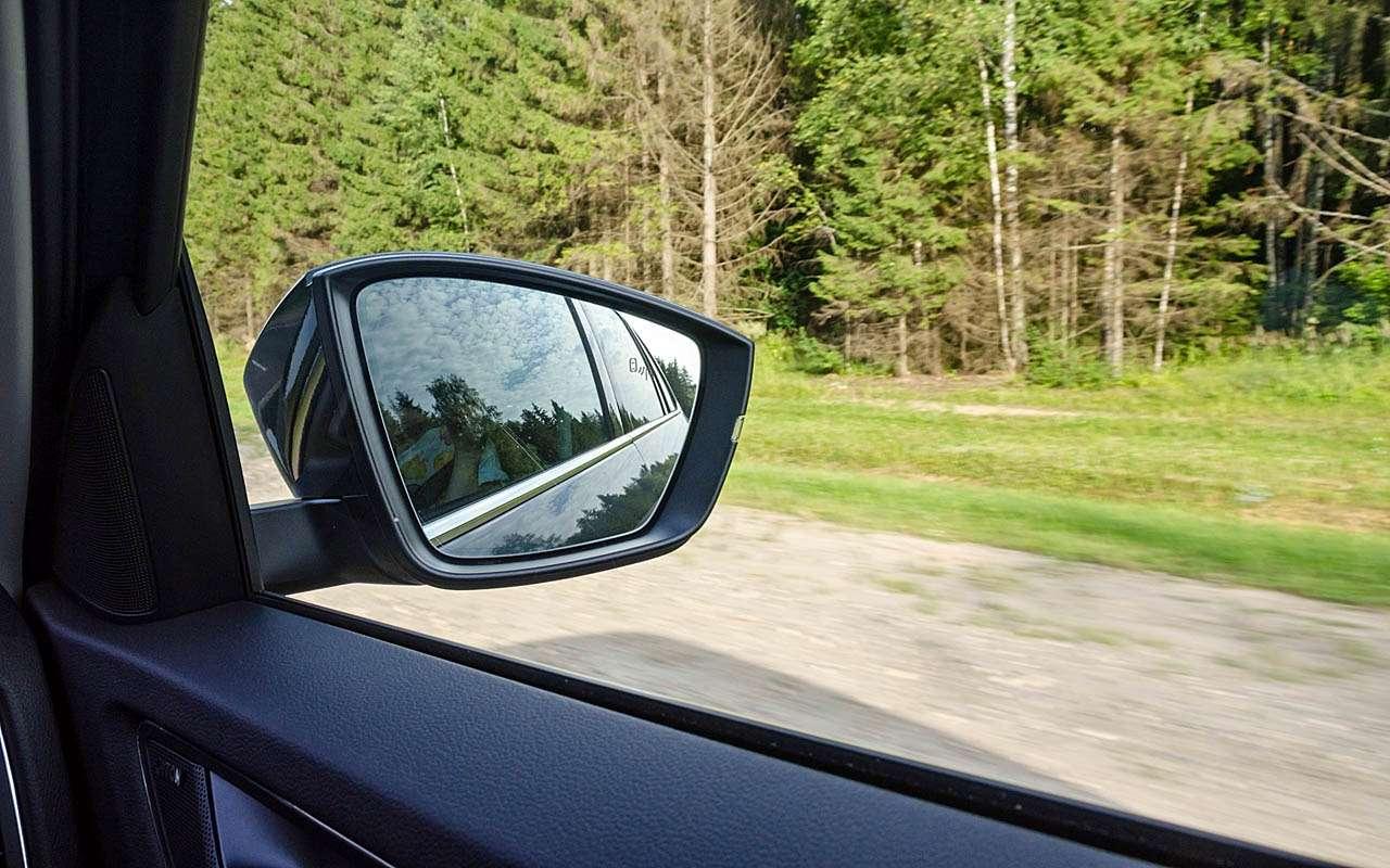 Большое путешествие наШкоде Кодиак: «однушка» наколесах— фото 814310