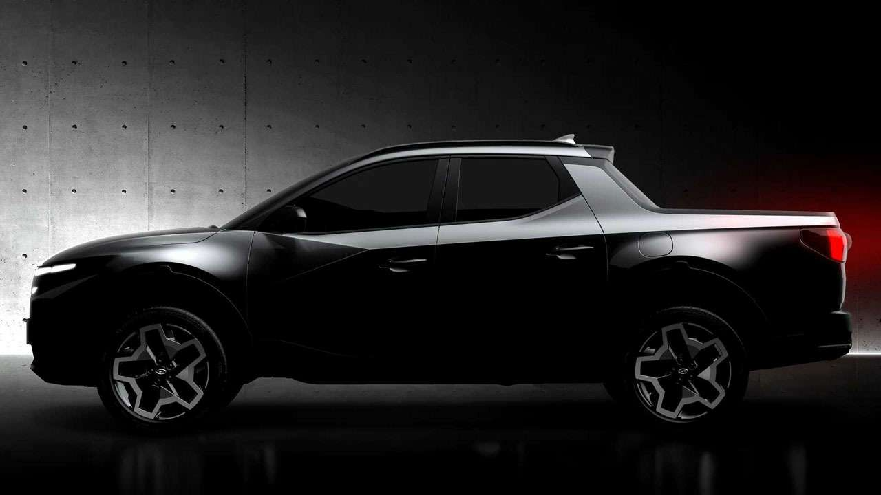 Hyundai заявила: Santa Cruz— это непикап!— фото 1238122
